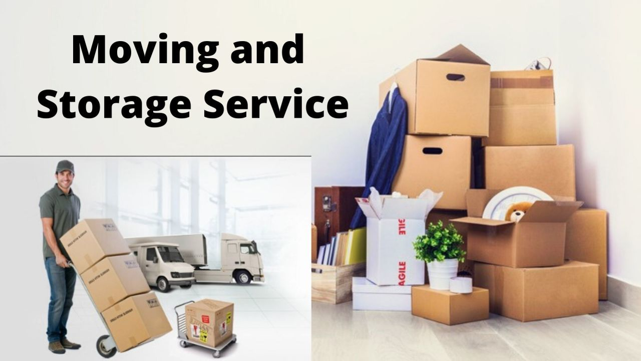 A Concept on Moving and Storage Services