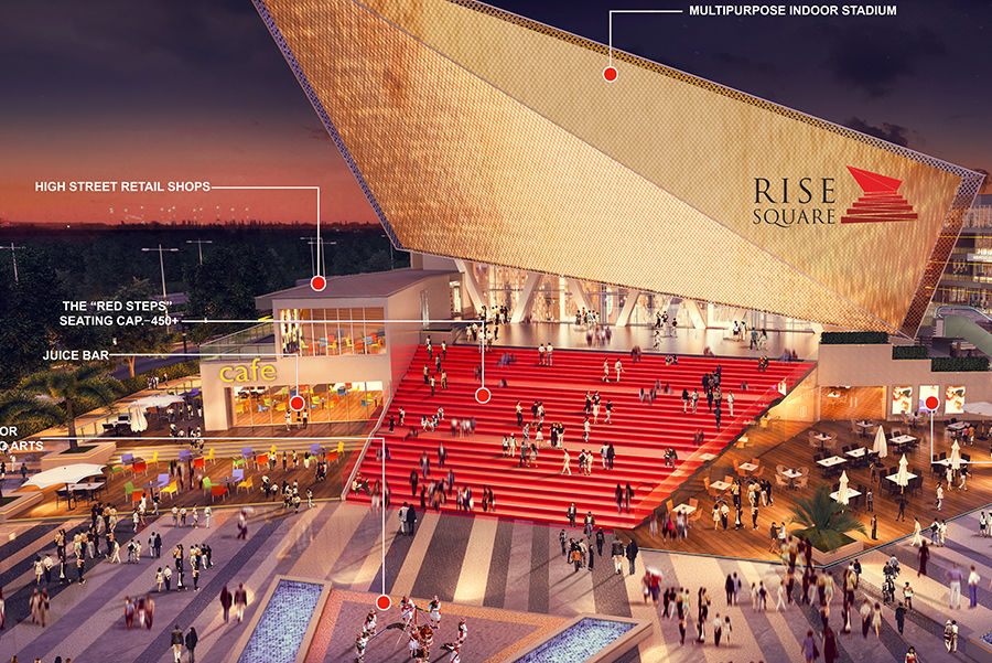 Rise Square | Greater Noida West - Upcoming Commercial Project
