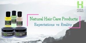 Natural Hair Serum India