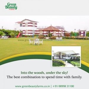 Why Noida Farmhouses Are Known For the Best Party?