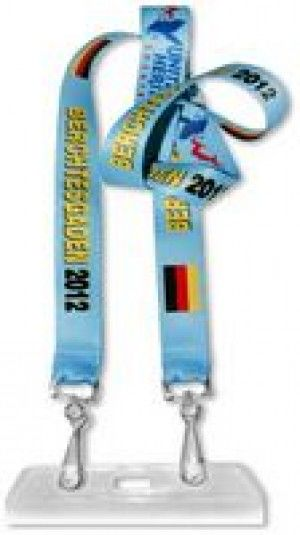 How Company Logo Lanyards are Used in Business and Industry?