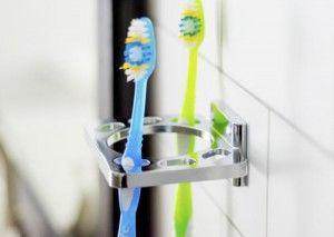 Chrome Toothbrush Holder Make Your Bathroom Organize