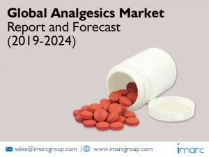 Global Analgesics Market Expected to Reach US$ 56.8 Billion by 2024