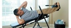 Inversion Table For Back Pain - How You Can Use Gravity To Change Your Life!