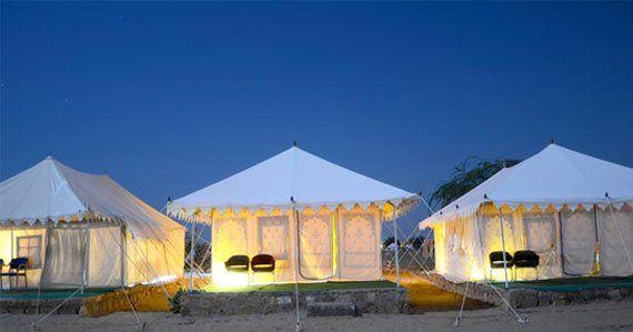 Luxury Budget Camp in Jaisalmer, Desert Camel Safari Package Jaisalmer