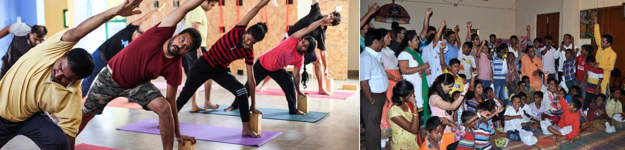 Best yoga training center in Bangalore | Yogavijnana