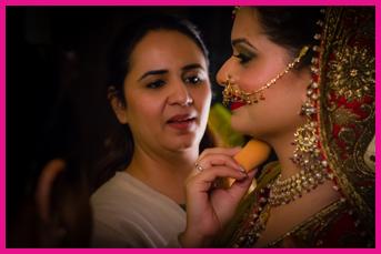 Top Makeup Artist in Delhi | Supriti Batra™ Bridal Makeup Artist