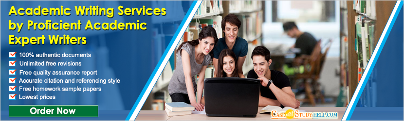 Academic Writing Services by Proficient Expert Writers
