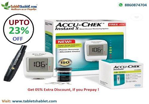Accu-Chek Instant Blood Glucose Meter