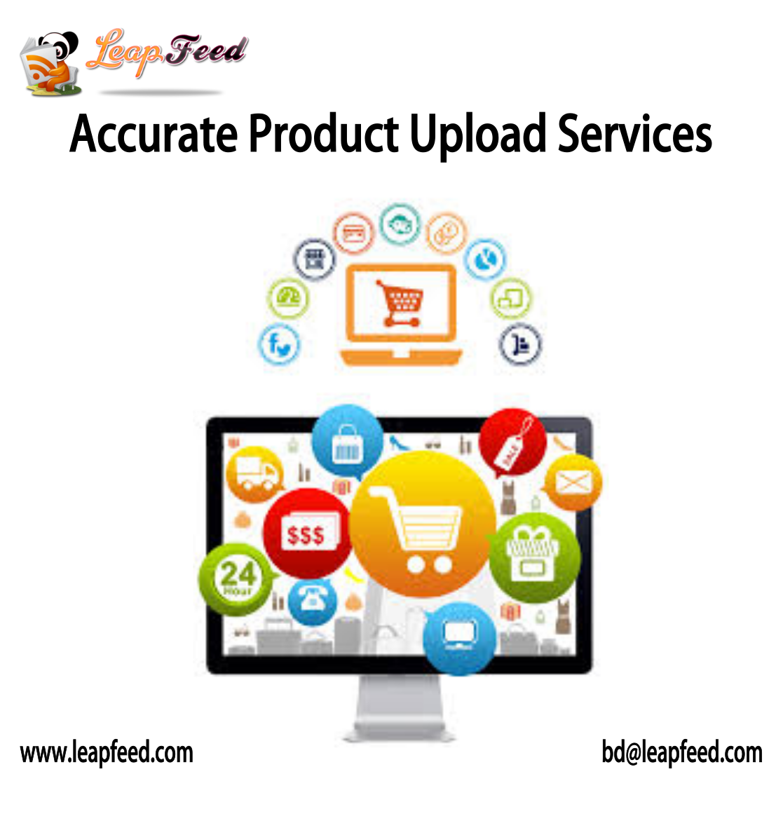 accurate product upload services