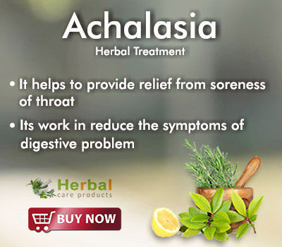 Herbal Care Products: Natural Remedies for Achalasia Include Diet and Natural Essential Oils