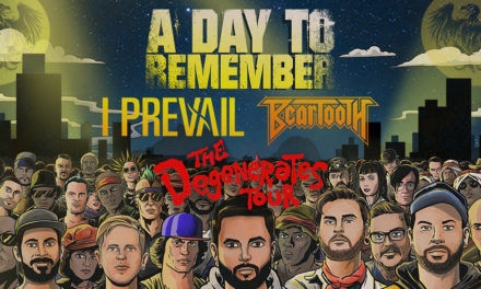 A Day To Remember Anncs Fall 2019 'The Degenerates Tour' - Los Angeles Lifestyle, Entertainment, Charity and Wine