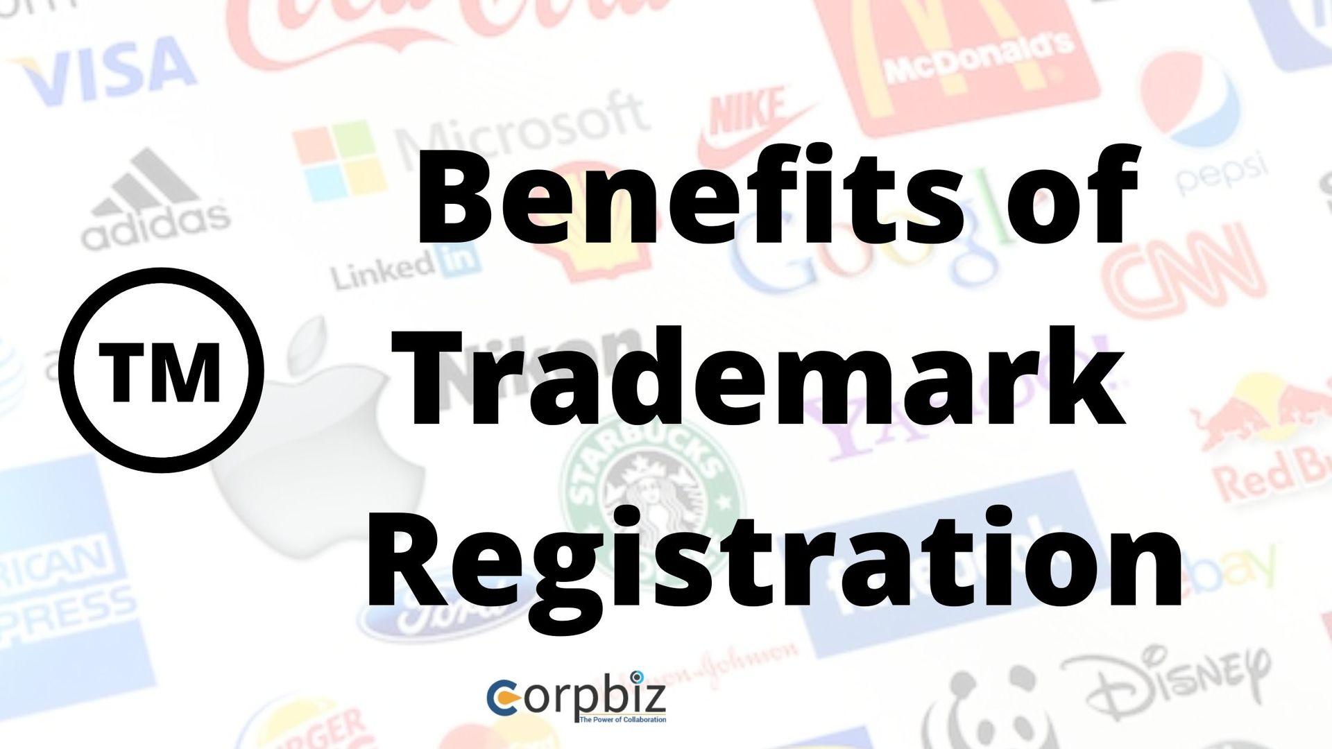 Trademark registration online in India | Corpbiz