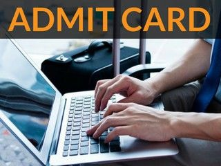 AEEE Admit Card 2019 - Download AEEE Hall Ticket 2019 Here