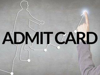 UPSEE MBA 2019 Admit Card - UPSEE MBA 2019 Hall Ticket