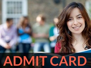 CIPET JEE 2018 Admit Card - Download Exam Hall Ticket Here