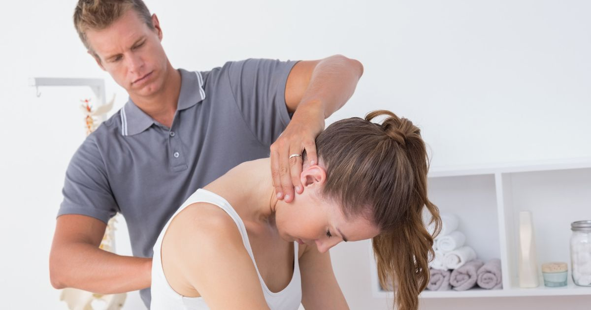 Chiropractor Cure For Work Related Back Pain