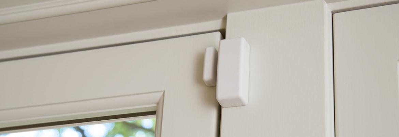 Wireless Window and Door Alarm Advantage