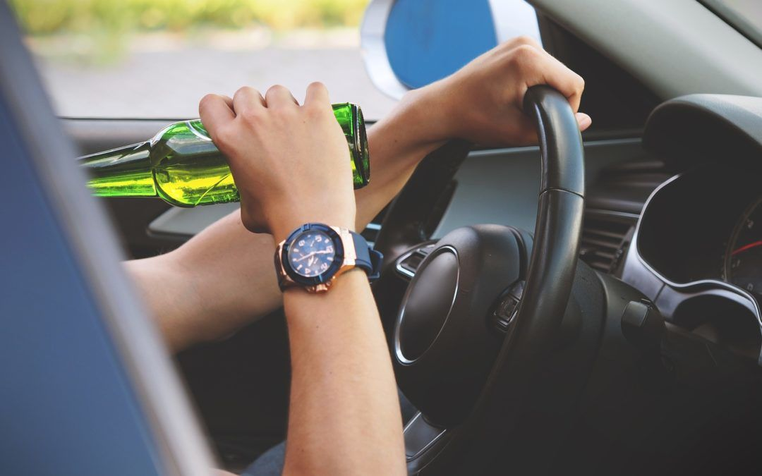 You've been charged with driving under the influence (DUI) – now what?