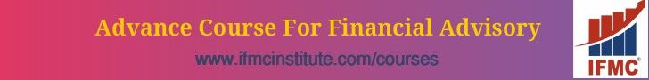 Financial Advisory Course with Technical & Research Analysis in Delhi | IFMC Institute