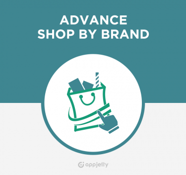 Magento Shop By Brand Extension, Manufacturer Logos Slider Module - AppJetty