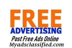Free Classifieds In Ahmedabad, India Post Ads Online