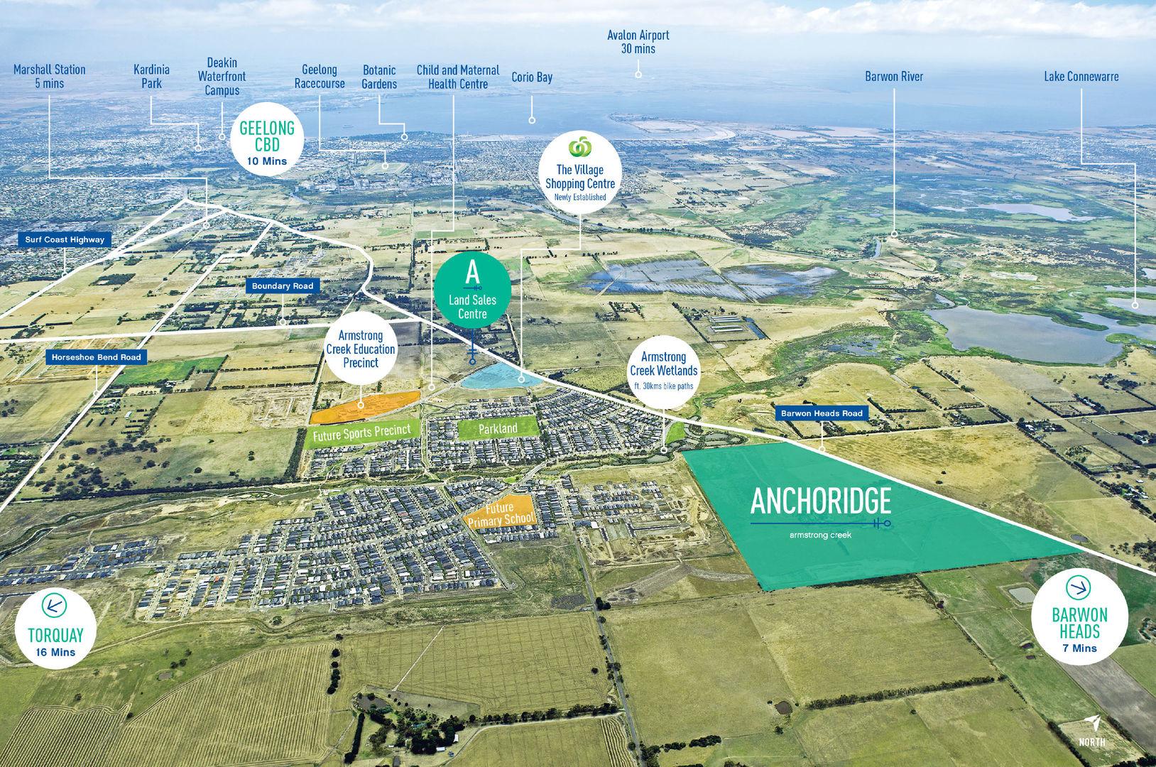 Anchoridge - Armstrong Creek Real Estate