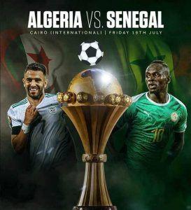 Watch Final Between Senegal VS Algeria On GTV Sports Live-Ghanalive