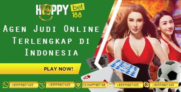 Agen Judi Online Terlengkap di Indonesia | Happybet188