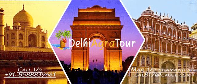 Delhi Agra Tour Package   Agra Tour From Delhi : Agra and Jaipur Tour from Delhi