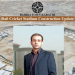 Ahmed Ali Riaz – Rafi Cricket Stadium Rawalpindi