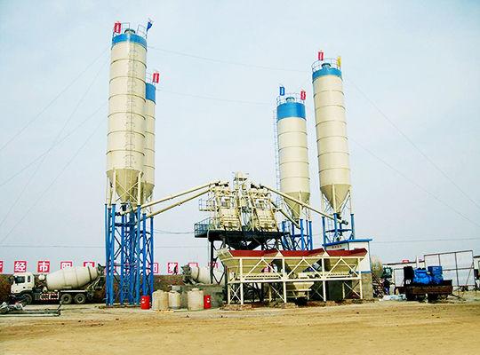 Planta De Concreto Premezclado - AIMIX Grupo Fabricante Profesional
