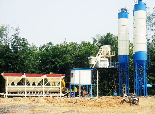 MIni Planta De Concreto - Aimix Grupo Fabricante Profesional