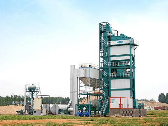 Mini Planta De Asfalto - AIMIX Grupo Fabricante Profesional