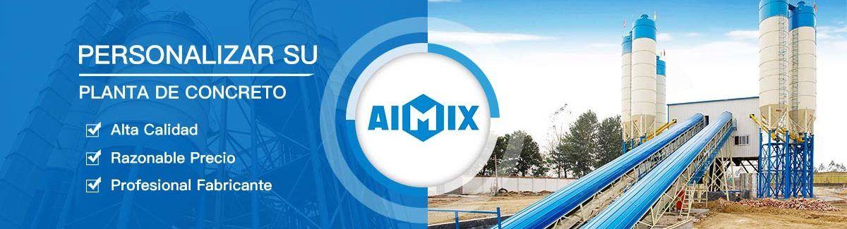 Planta De Concreto - Aimix Grupo Fabricante Profesional