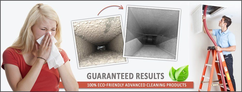 Air Duct Cleaning Seabrook