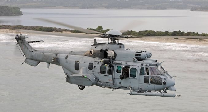 Airbus Helicopters & Heli-Union to support French Cougar and Caracal fleets  Aircraft Manufacturers