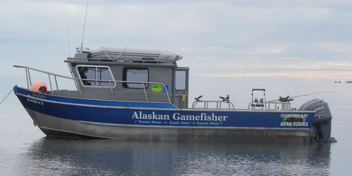 Alaska Fishing Charters By Alaskangamefisher