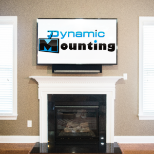 Fireplace TV Mount | Pull Down TV Mount | Dynamic Mounting