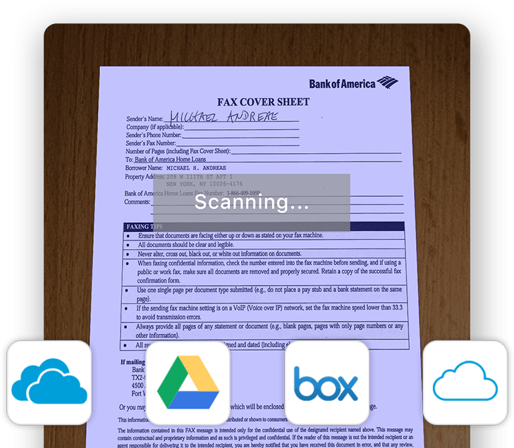 Send & Receive Faxes Online With iFax Internet Fax Services - iFax App