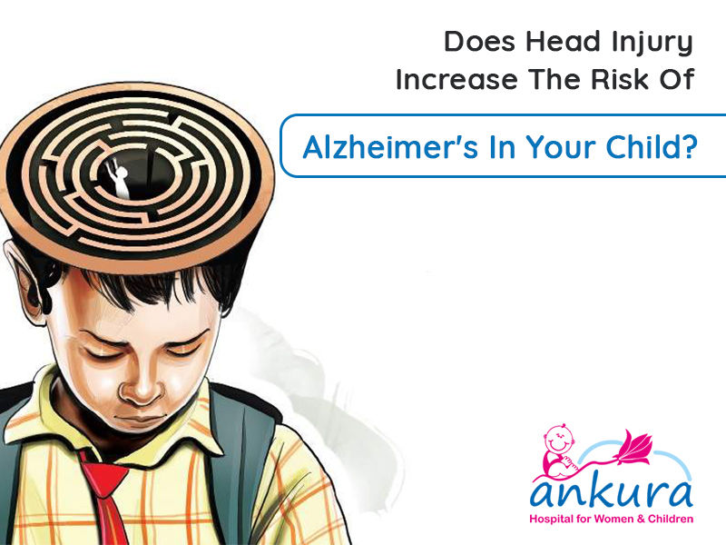Brain Injury | Alzheimer's Disease in Children | Ankura Hospitals