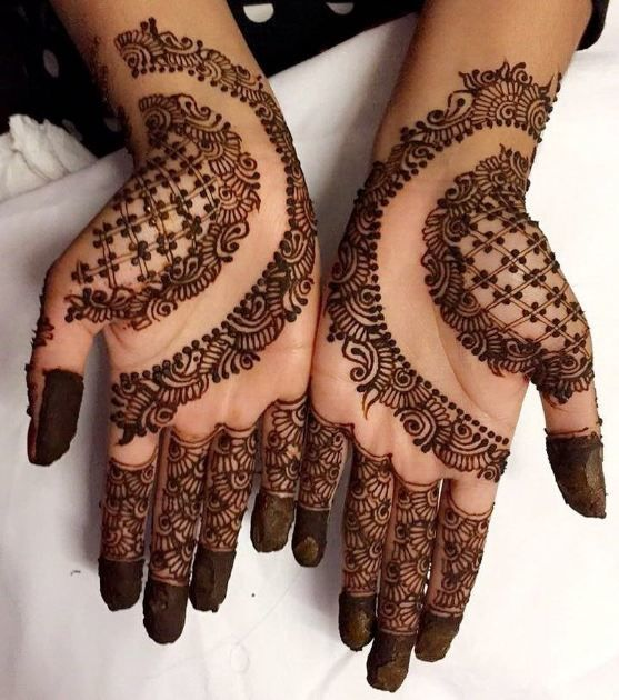50+ Simple Henna Designs For Hands (2019) - Cool & Easy - TattoosBoyGirl