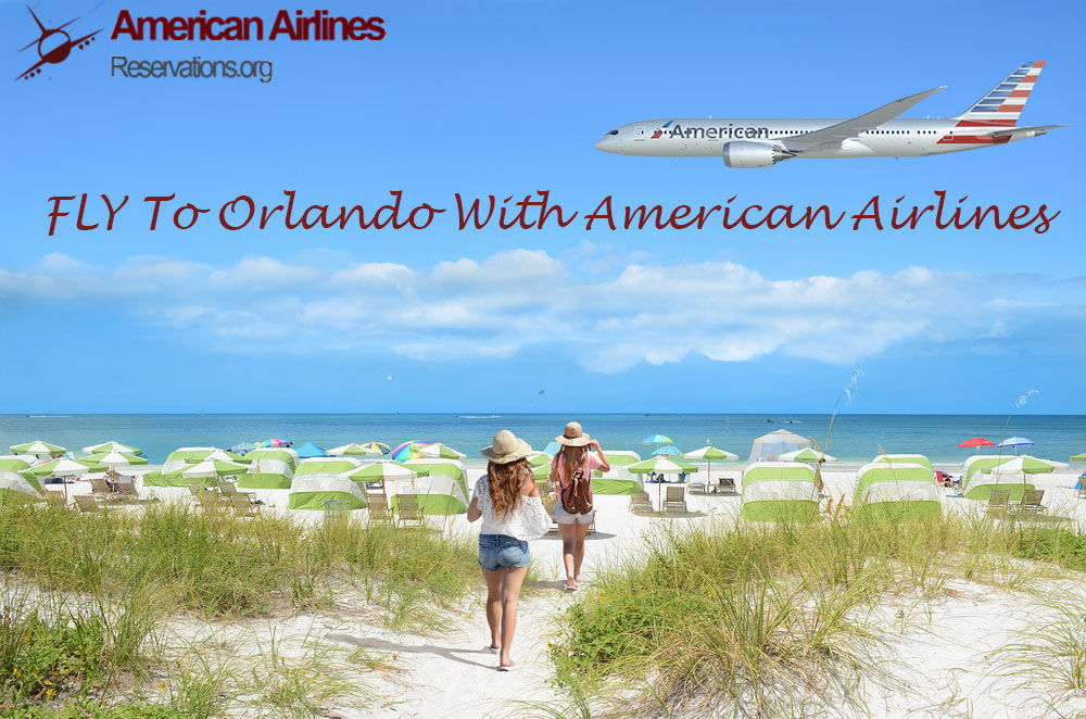 Trip to Orlando with American Airlines Flights
