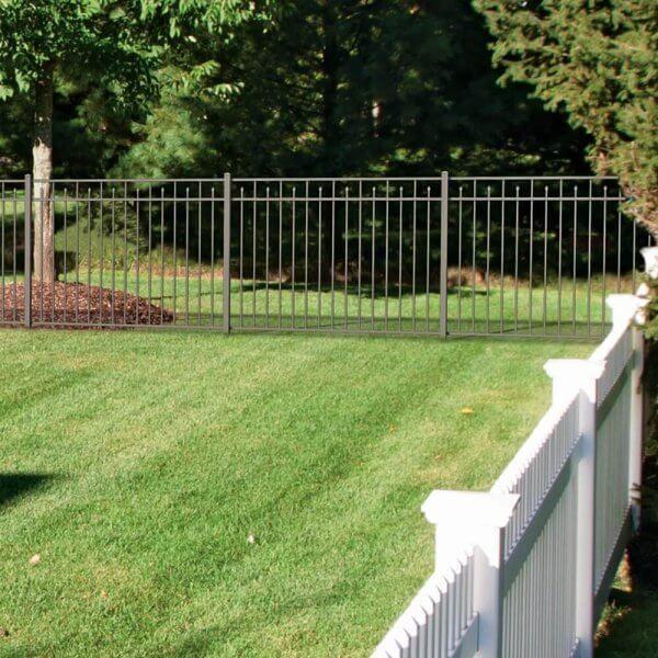 Aluminum Fence Company in Lawrence, MA | Hulme Fence