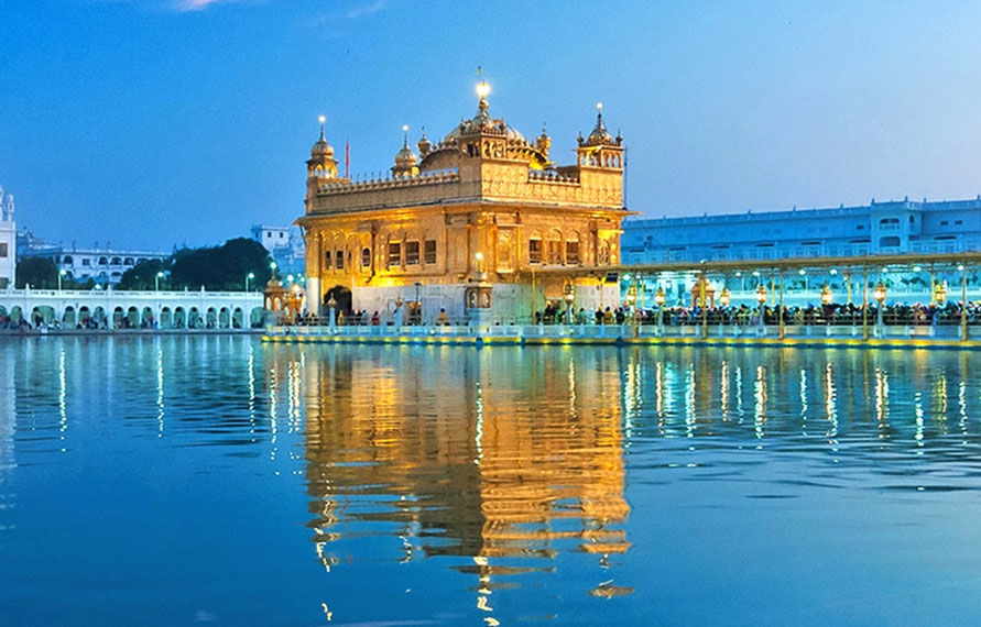 golden triangle trip India | itinerary for golden triangle in India