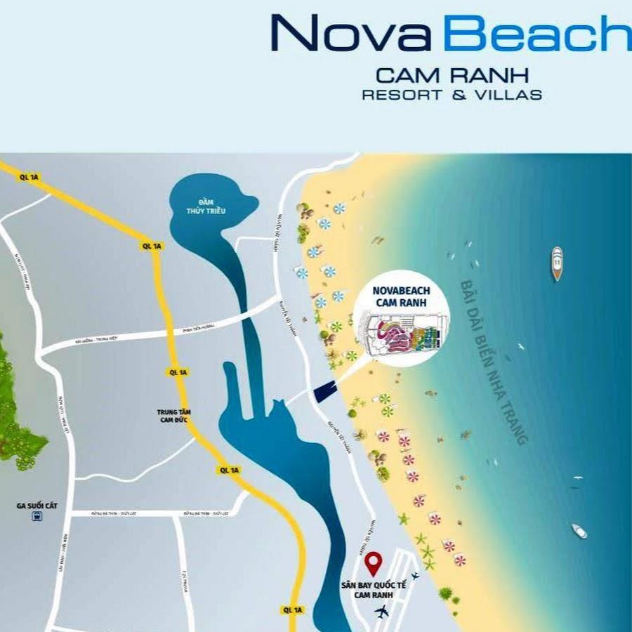 xem ngay khu nghi duong NovaBeach Cam Ranh