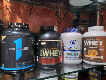 Supplement Shop in Ram Nagar