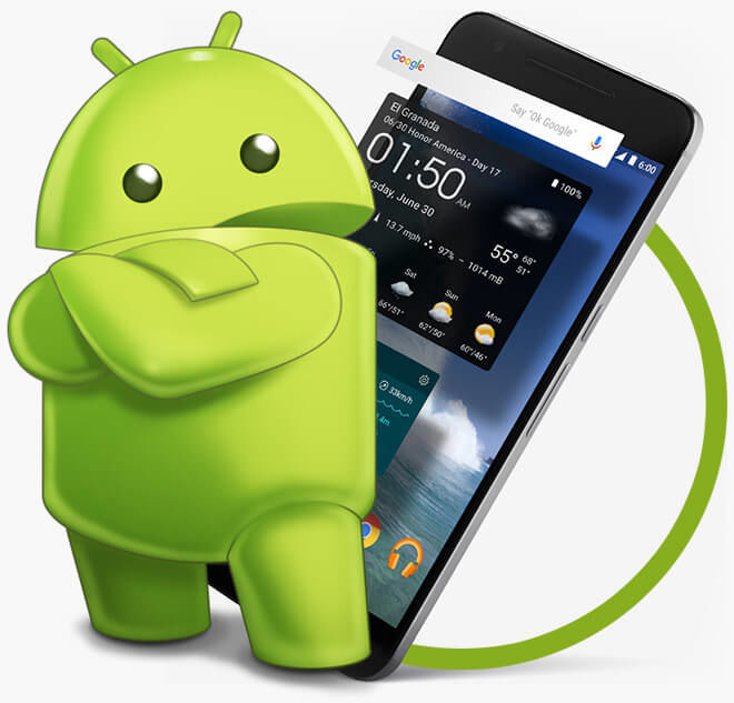 Android App Development Company in India - Android App Development Services