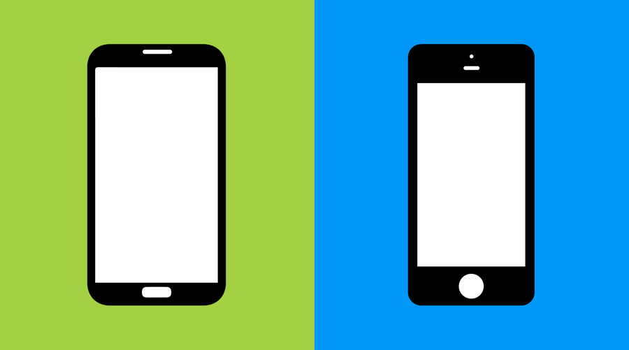 Android Apps vs iPhone Apps