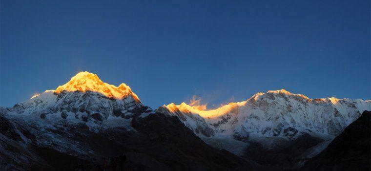 Annapurna Base Camp Trek - Ghorepani Poon Hill Via ABC Trek